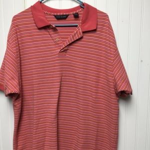 Multi Colored stripped polo shirt